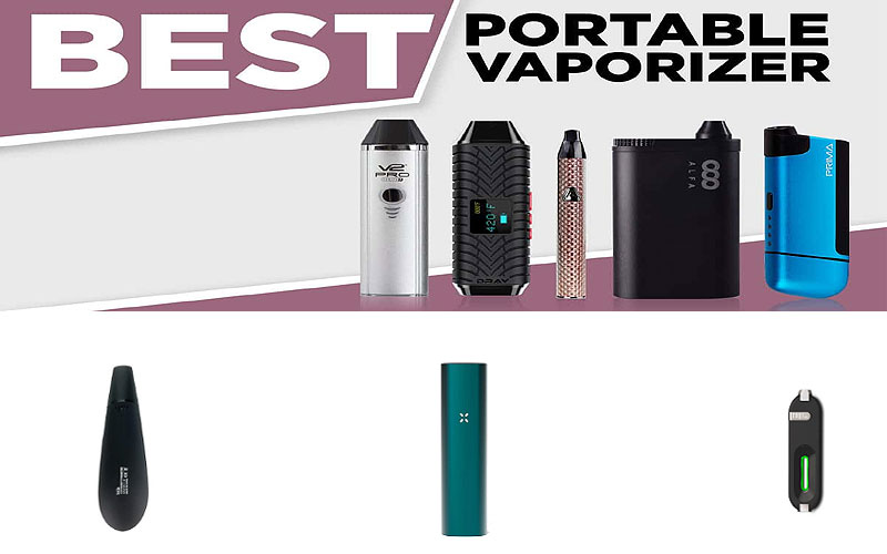 CannMart Portable Vaporizers on Sale Prices