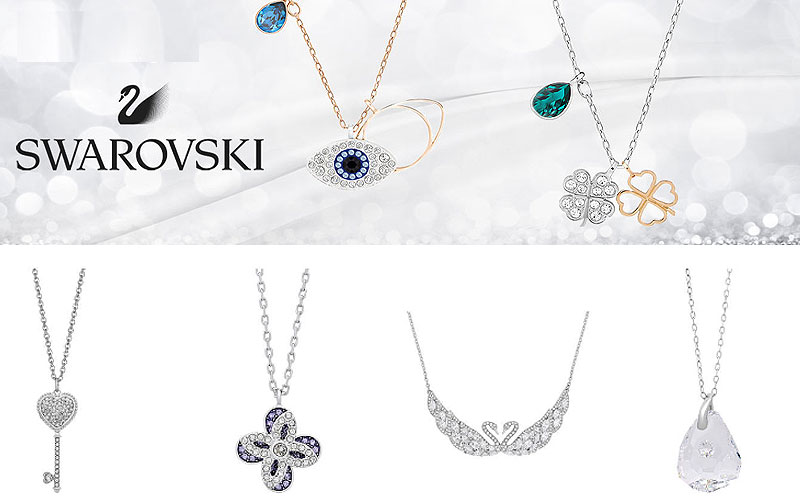 Up to 70% Off on Best Swarovski Necklaces for Women