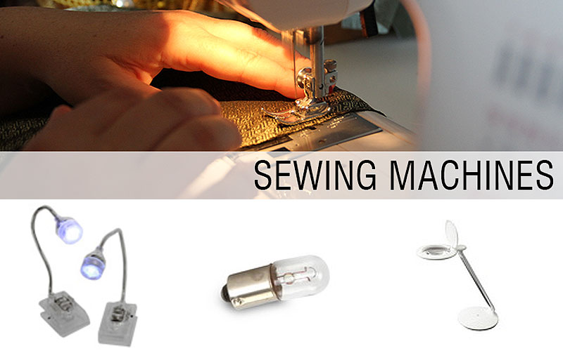 Up to 55% Off on Sewing Machine Lamps & Lights