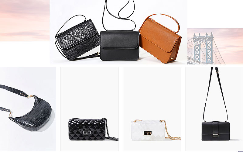 Designer Crossbody Bags for Women on Sale Prices