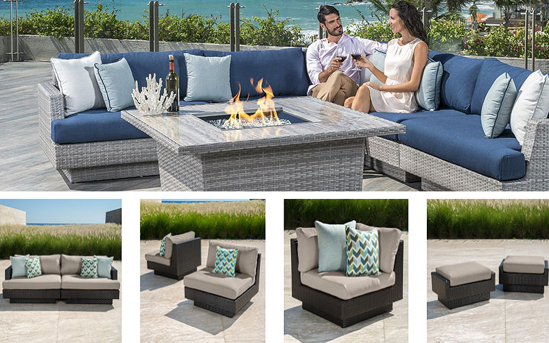 15% Off on Portofino Comfort Outdoor Furniture
