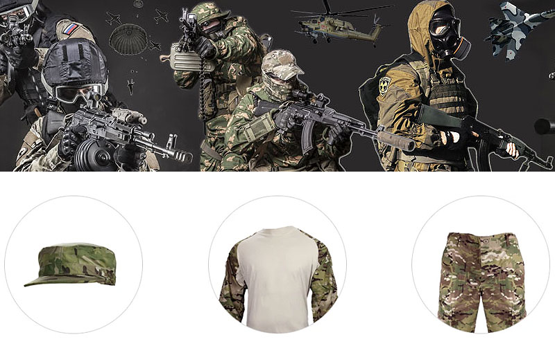 Shop Online Tactical Apparel on Sale Prices
