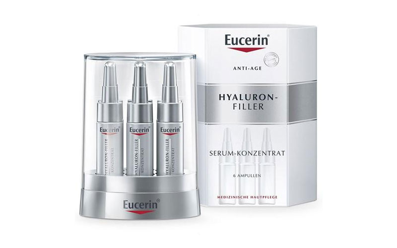 Eucerin Hyaluron-Filler Serum Concentrate 6X5ml