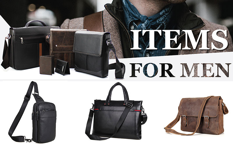 Up to 40% Off on PCH Bags for Men