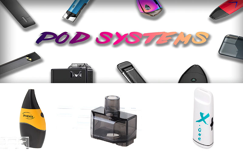Buy Best Vape Pod Systems As Low As $2.48