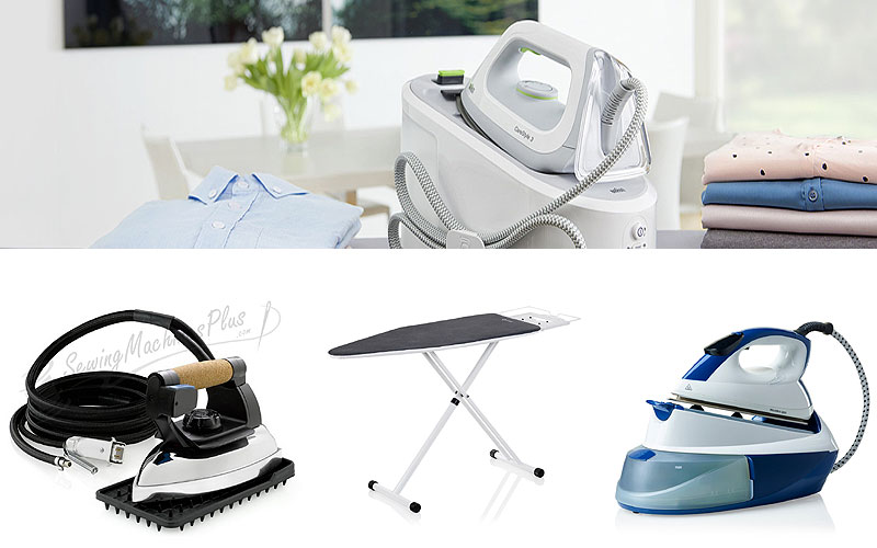 Up to 30% Off on Reliable Irons & Accessories on Sale