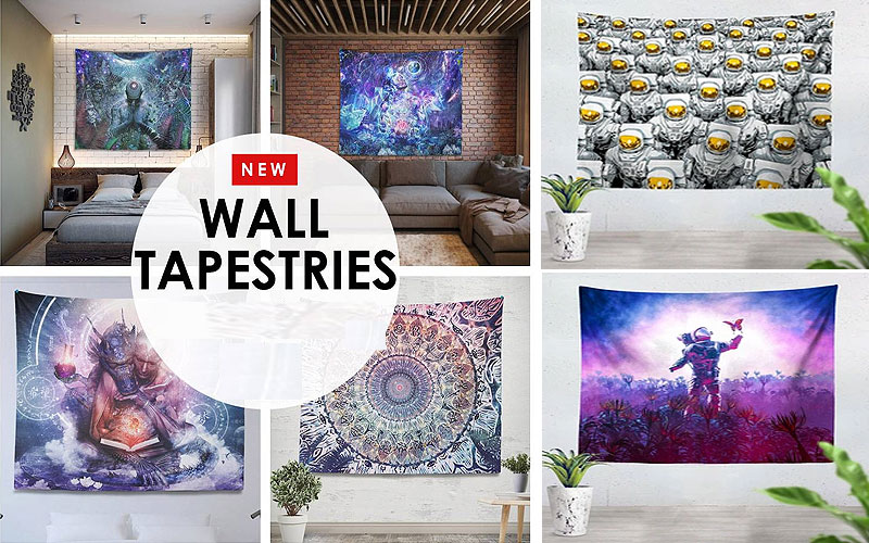 Up to 30% Off on Wall Tapestries on Sale