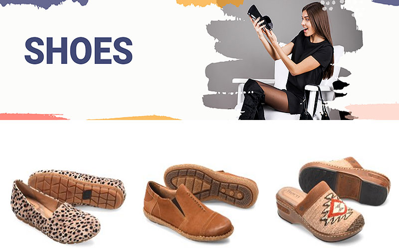 Up to 55% Off on Women's Footwear Collection 2020