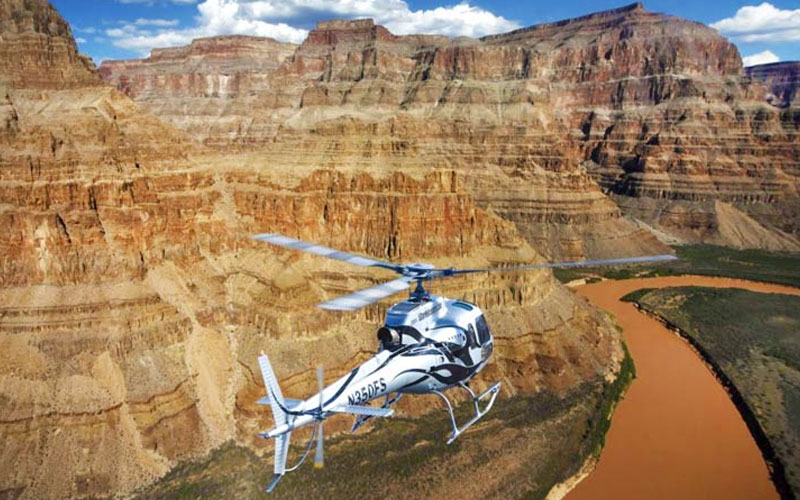 Las Vegas Helicopter Grand Canyon