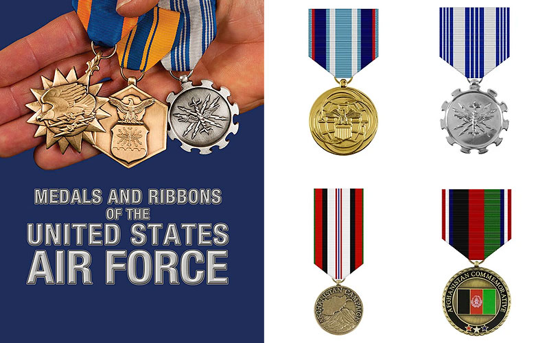 US Air Force Medals & Awards on Sale Prices