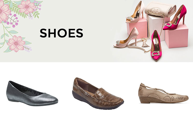 Up to 70% Off on Women's Dress Shoes