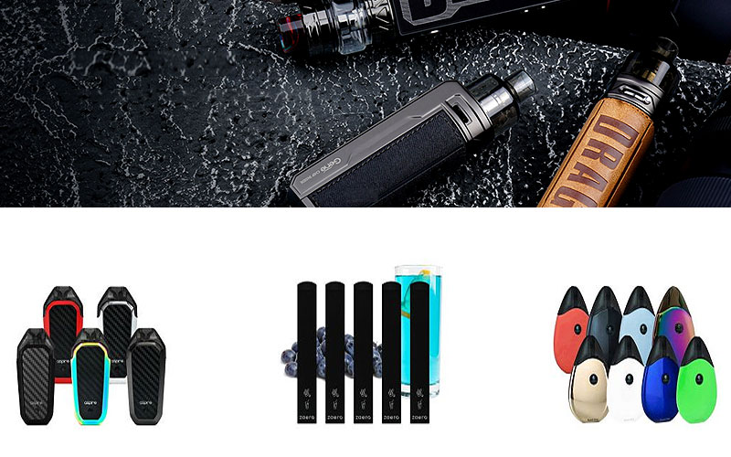 Up to 30% Off on Best E-Cigarettes on Sale
