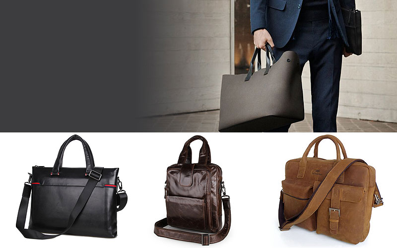 Up to 50% Off on Designer Men's Tote Bags