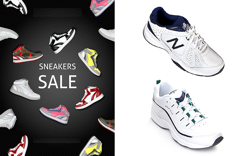 Up to 60% Off on Designer Sneakers on Sale