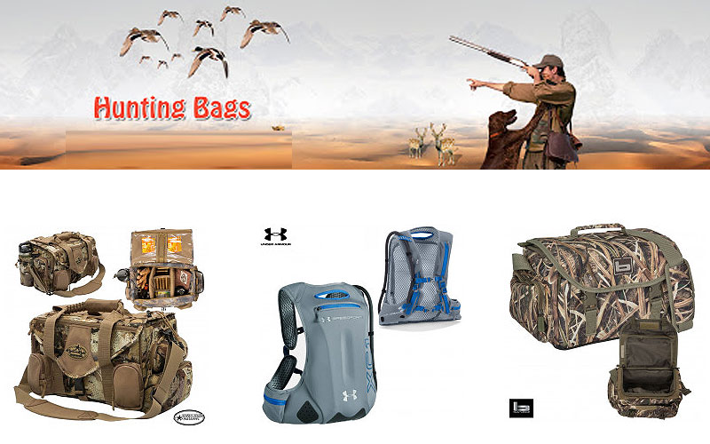 Up to 55% Off on Best Hunting Bags