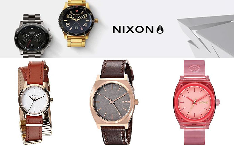 Up to 80% Off on Best Nixon Watches on Sale