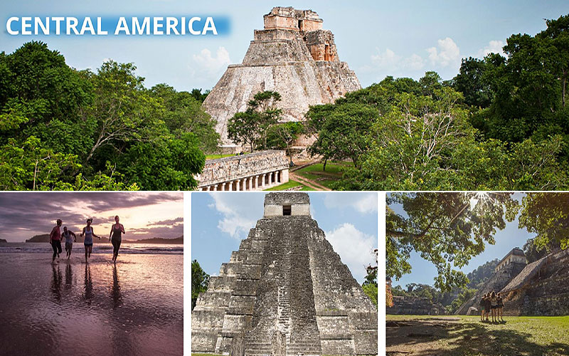 15% Off on Central America Tours 2020