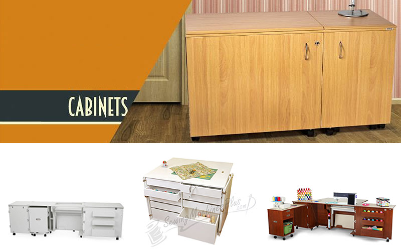 Up to 45% Off on Kangaroo Sewing Cabinets
