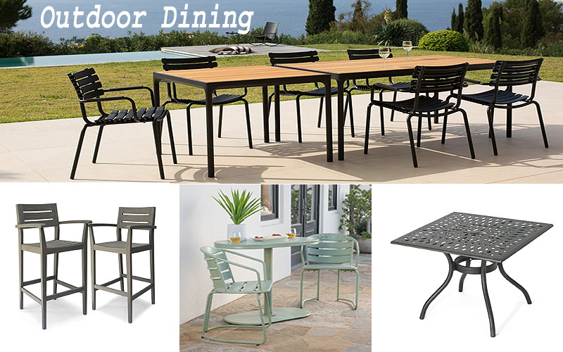 Buy Outdoor Dining Furniture at Discount Prices