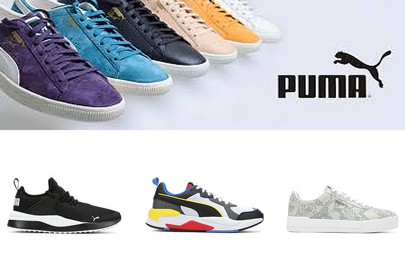 25% Off on Puma Shoes on Sale