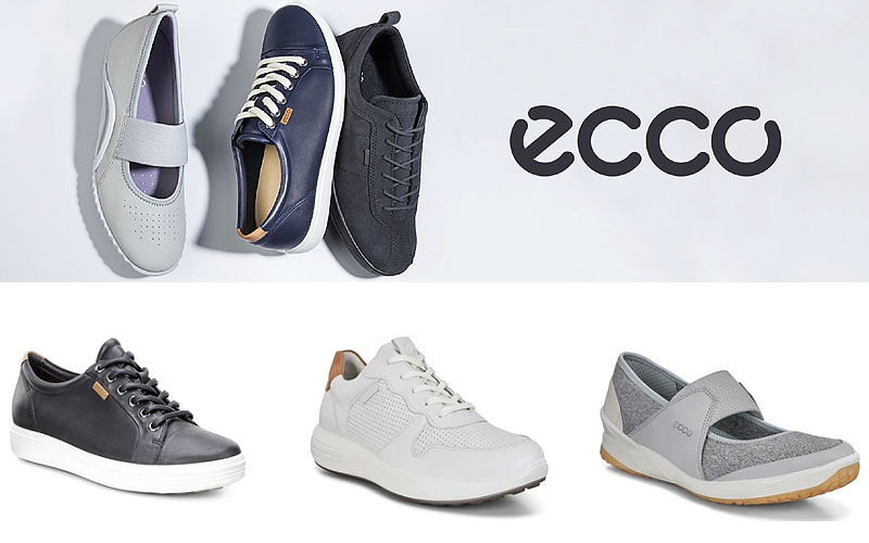 Up to 45% Off on Trendy Ecco Shoes on Sale