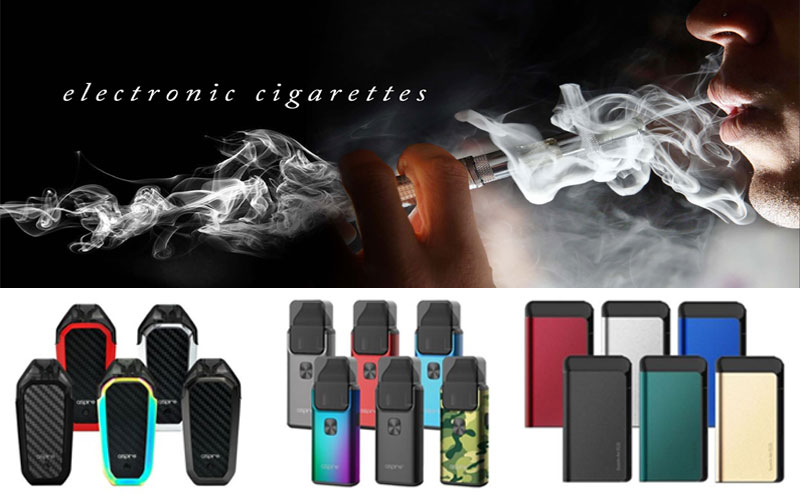 Get Up to 30% Off on E-Cigarettes
