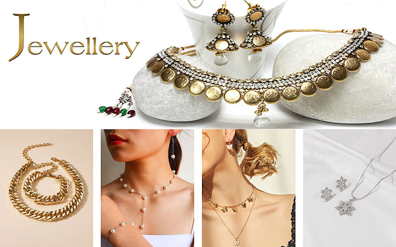 Buy Women's Jewelry Sets at Discount Prices