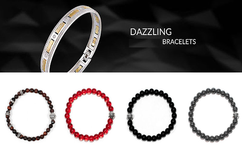 Up to 80% Off on Invicta Bracelets for Men & Women