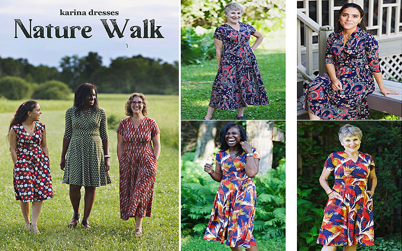 Karina Nature Walk 2020 Collection As Low As $108