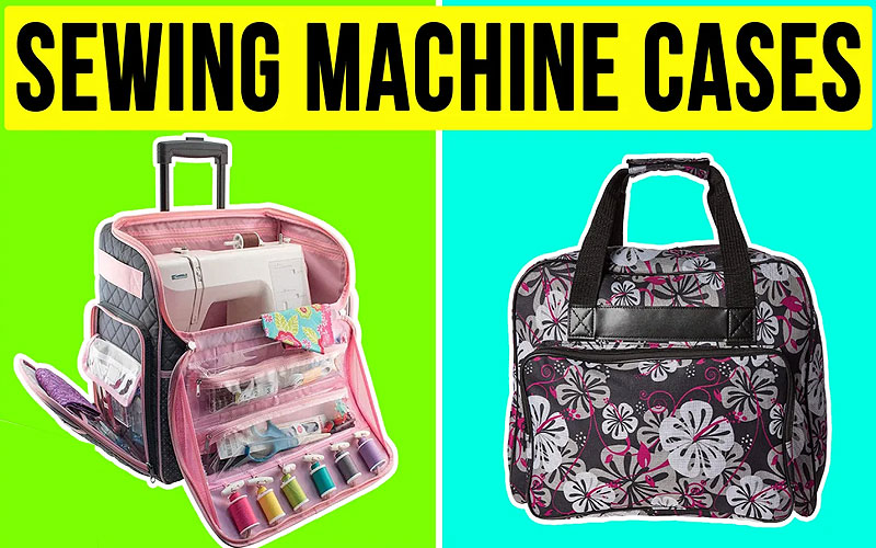 Up to 30% Off on Bluefig Sewing Machine Totes & Trolleys