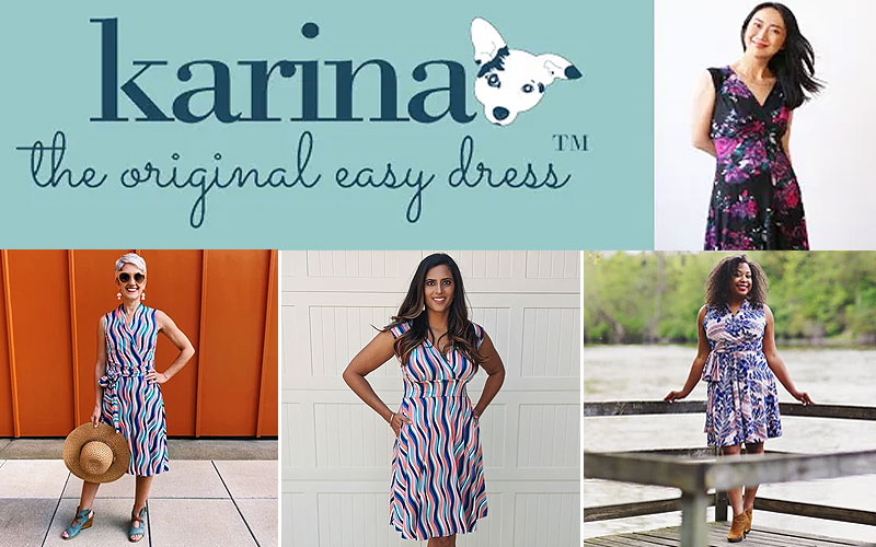 Fall 2020 Sale: Up to 35% Off on Karina Dresses