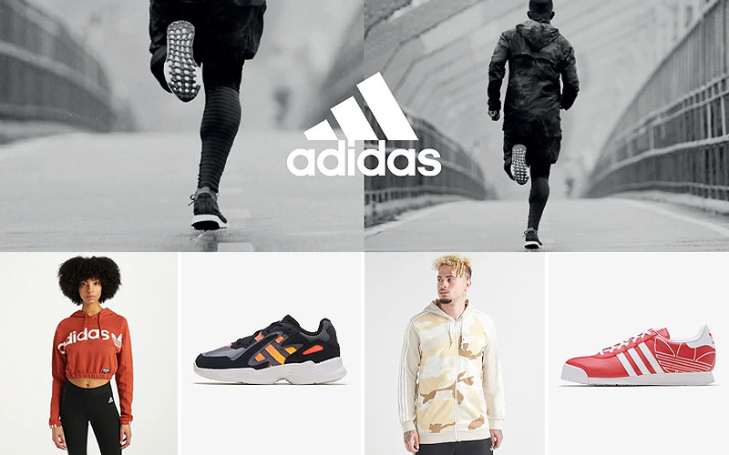 Up to 65% Off on Adidas Clothing & Shoes