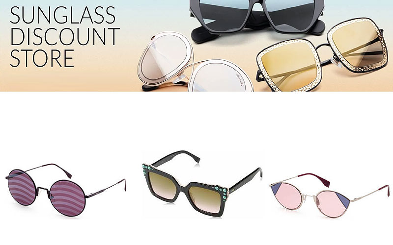 Up to 85% Off on Top Brand Sunglasses