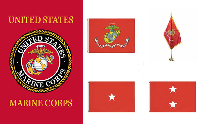 Shop for Best U.S Marine Flags at Discount Prices
