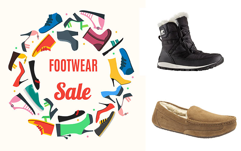 Fall Sale 2020: Up to 30% Off on Trendy Footwear