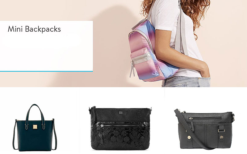 Up to 60% Off on Designer Mini Bags for Women