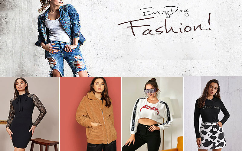 Pre Black Friday! Up to 50% Off on Women's Fashion Apparel