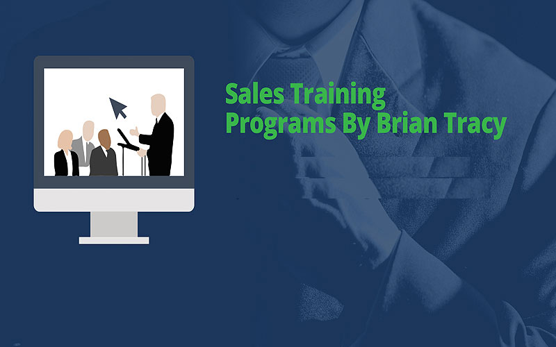 Up to 50% Off on Brian Tracy's Sale Training Programs