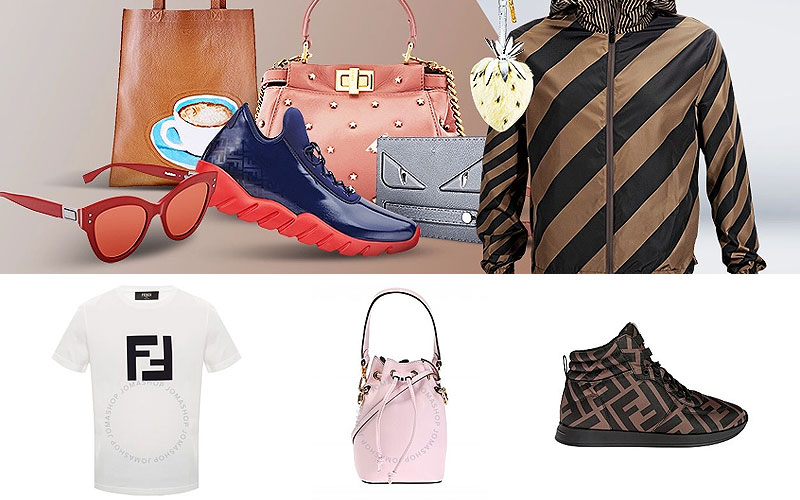 2020 Holiday Sale: Up to 80% Off on Fendi Apparel & Accessories