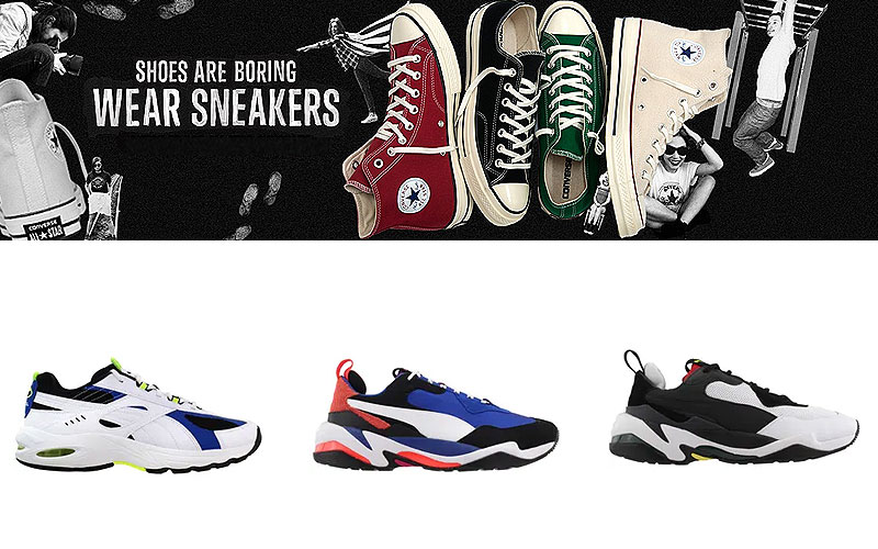 Veterans Day Sale: Up to 70% Off on Designer Sneakers