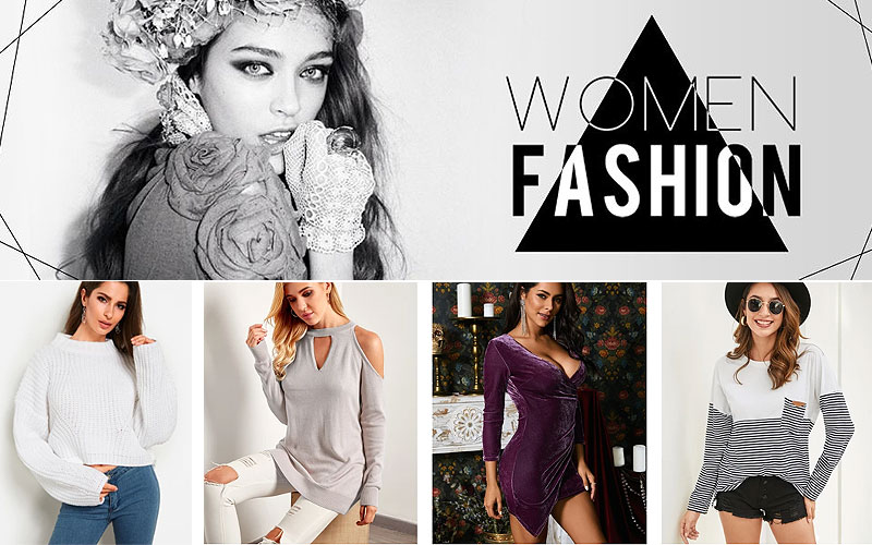 Black Friday 2020: Up to 75% Off on Trendy Women's Clothing