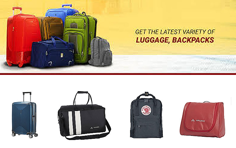 Veteran's Day Sale: Up to 60% Off on Designer Luggage Bags