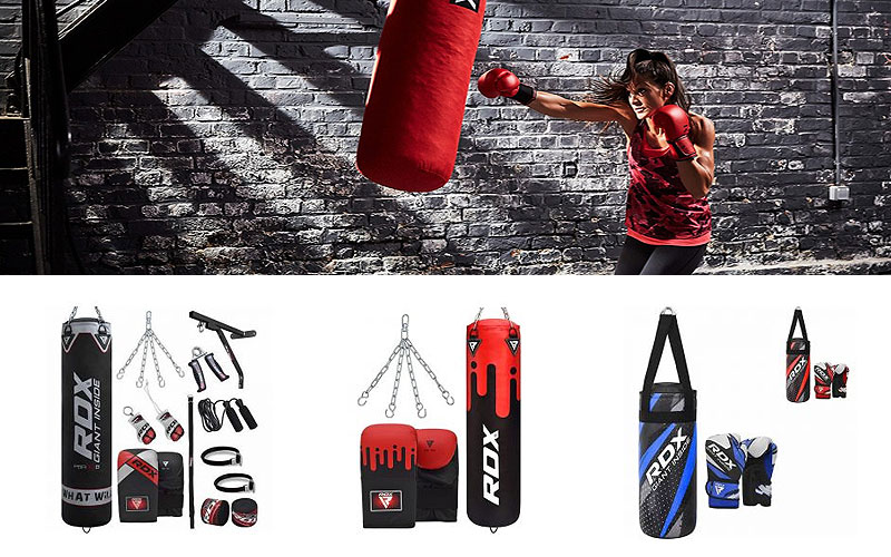 Shop Boxing Punch Bags Online at Discount Prices