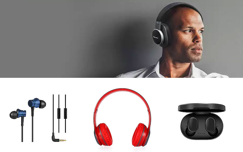 Up to 50% Off on Bluetooth Headphones