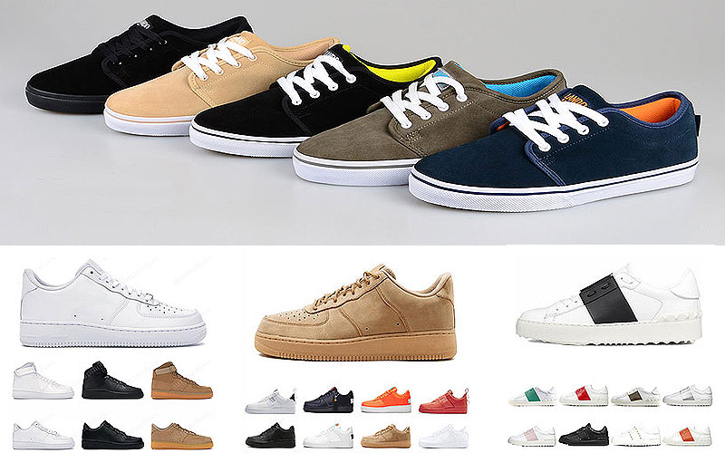 Up to 55% Off on Men's Casual Shoes