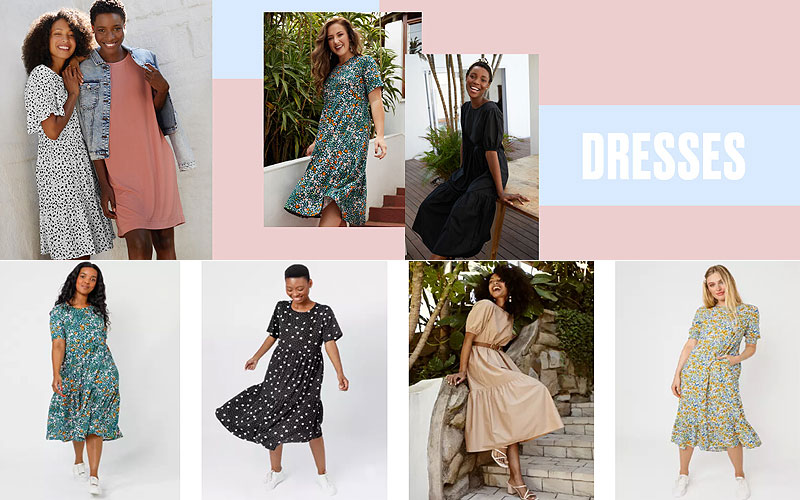 Shop Women's Dresses Online on Sale Prices