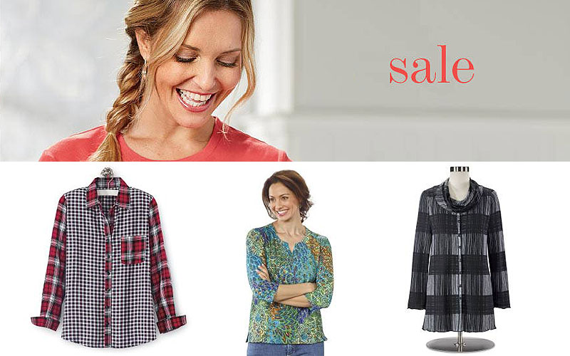 Black Friday Sale: Up to 40% Off on Women's Fashion Clothing