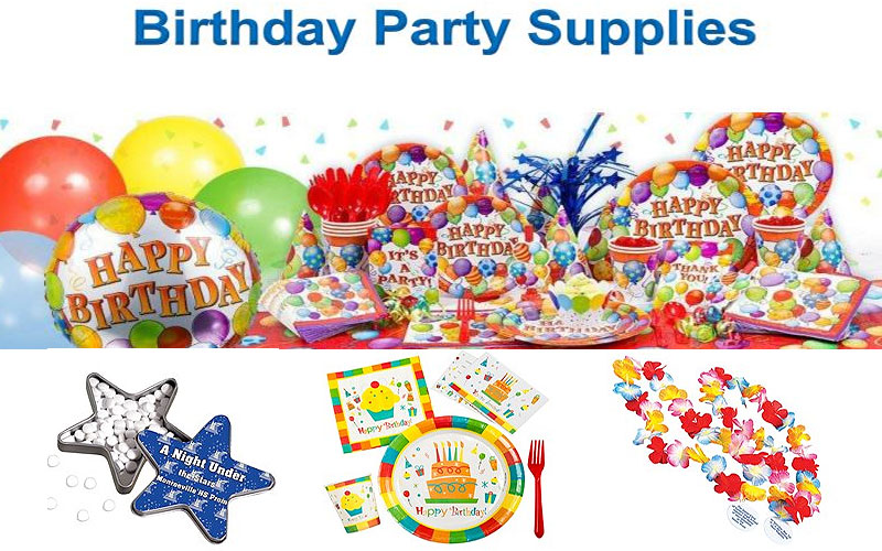 Birthday Blowout Sale: Up to 65% Off on Birthday Party Supplies