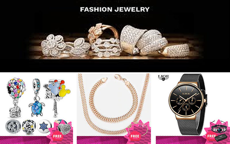 2020 Black Friday! Up to 95% Off on Designer Jewelry & Watches