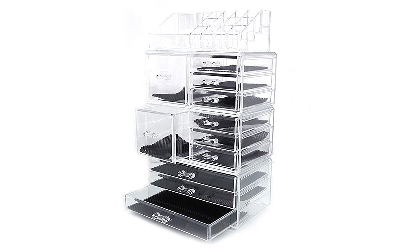 Acrylic Makeup & Jewelry Storage Organizer